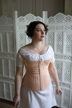 7 best 1820s1830s stays images in 2020  corset morning