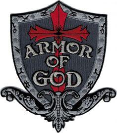 Christian Spiritual Warfare Patch