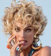 10 mandamentos para cuidar de ondas e cachos (Foto: J.R.Duran/Arquivo Vogue Brasil)
