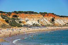 Praia do Barranco das Belharucas - Portugal