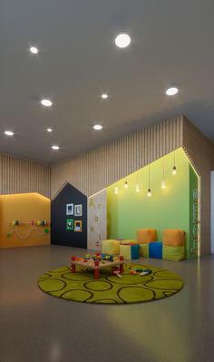 "查看此 @Behance 项目:""Kindergarten|Ukraine|Kyiv""https://www.behance.net/gallery/61607283/KindergartenUkraineKyiv"