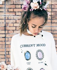 Current Mood Sweater from Wildfox Couture