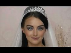 Princess Kate Middleton Bridal Wedding Makeup Tutorial - Royal Bride