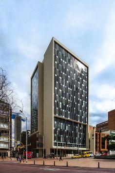 Bicentennial Tower- Bogota, Colombia- Entorno AID + CMS+GMP