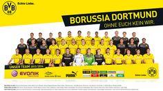 Borussia Dortmund #BVB Wallpaper