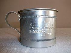 Babies Tin Cup