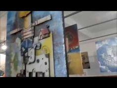 Edson Verti expõe suas Obras de Arte