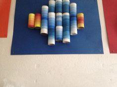 Toalet roll Triangle, Rolls, Bread Rolls, Wraps, Dinner Rolls