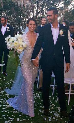 Inbal Dror Pre-Owned Wedding Dress on Sale 40% Off