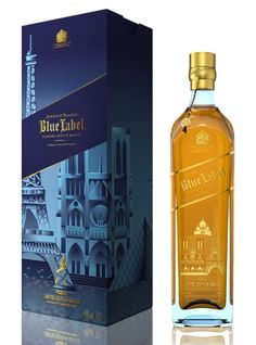 Johnnie Walker Paris City Edition