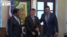 Alcalde DN recibe apoyo de embajada de EEUU para trabajar en favor de la ciudad