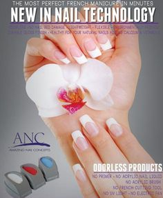 ANC Nails - get rid of those acrylics for good!