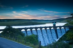 Elan Valley - Craig Goch Dam, Wales