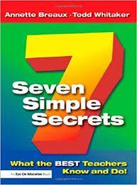 Seven Simple Secrets by Annette Breaux
