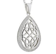 Buy Celtic Pendant on your Irish Jewelry eshop Irish Jewelry, Celtic, Pendant Necklace, Handmade, Stuff To Buy, Hand Made, Drop Necklace, Handarbeit