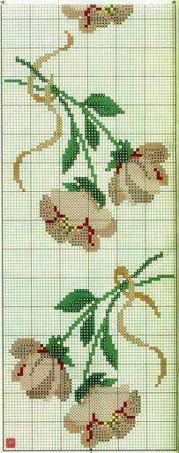 This Pin was discovered by Seh Cross Stitch Pillow, Cross Stitch Love, Cross Stitch Needles, Beaded Cross Stitch, Cross Stitch Borders, Cross Stitch Flowers, Cross Stitch Designs, Cross Stitching, Cross Stitch Embroidery