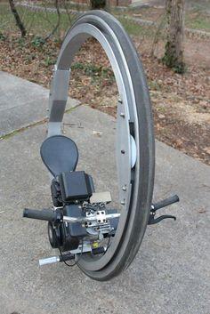 McLean Monocycle - Top
