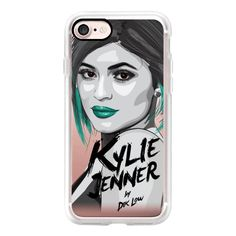 KYLIE JENNER for Android - iPhone 7 Case, iPhone 7 Plus Case, iPhone 7... ($40) ❤ liked on Polyvore featuring accessories, tech accessories and android case