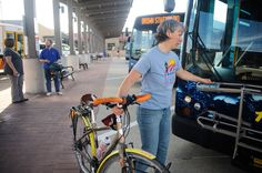 Columbia Tribune article: Members of Public Transit Panel Ride Buses to Gain Insight in Columbia this past weekend