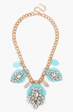 BaubleBar 'Constellation' Frontal Necklace available at #Nordstrom