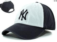 New York Yankees Hat ( Freshman Style)-Any Yankees Fan will be pleased by this stylish Freshman Style baseball hat! #baseball