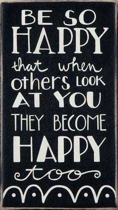 'Be So Happy'