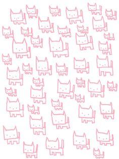 Kittens by Ashley Goldberg
