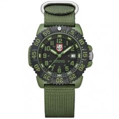 Luminox 3042 OD Military OD Green Watch - Watches - Tactical Distributors- Tactical Gear