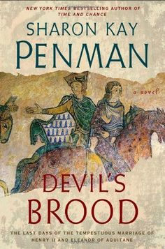 Devil's Brood by Sharon Kay Penman Historical Fiction