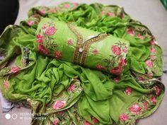 B4UFashion Present  Lovely Green Color Partywear Embroidered Chanderi Silk Dress Material For Order 📲9033763613 📲07572803833   🌍🌍Worldwide Delivery🌍🌍  #anarkalisuit #anarkali #Dress #salwaarsuit #lehengacholi #lehenga #saree #indianfashion #indianwear #indianwedding #bridalfashion #bollywoodstyle #ethincfashion #fashion #sareelove #indianfashion #weddinginspiration #beautifulbride #wedding #shopping #b4ufashion #indianfashionblogger
