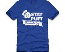 Ghostbusters marshmallow man Stay Puft T-Shirt