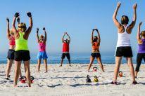 Inspired Fitness Women's Beach Retreat Myrtle Beach, SC October 11-13, 2013