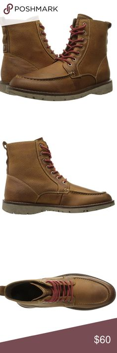 Mens DOCKERS engineer boots tan size 11 Brand new Mens tan boots. Dockers size 11 box will be included but ripped box Dockers Shoes Boots