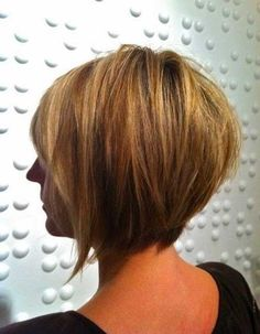 25 Back View of Bob Haircuts | Bob Hairstyles 2015 - Short Hairstyles for Women