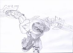 no finished Project Zed. League of Legends pencil draw by LoBo