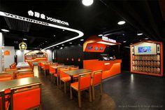 modern fast food restaurant - Google Search: