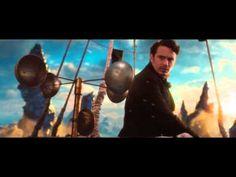 Il Grande e potente Oz -- Trailer Ufficiale Italiano | HD