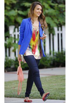 Jessica, la reina del color visit hollywood via wego.wzwego.com