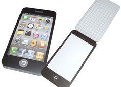 PHONE BLOCKNOTES. Blocknotes a forma di phone4.