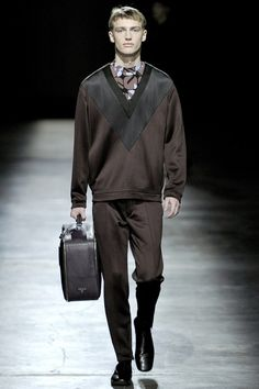 Prada Fall 2011 Menswear Collection Photos - Vogue