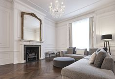 16 Montagu Square Apartment by d_raw