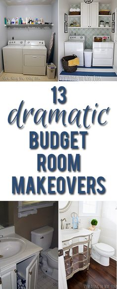 room makeover steps You can makeover every room in your home and stay on budget! Check out how this family did it with overviews from each budgeted room makeover. You wont believe what they were able to do on a budget! Home Renovation, Home Remodeling, Kitchen Remodeling, Diy Décoration, Diy Crafts, Diy Home Improvement, My New Room, First Home, Home Organization