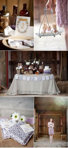 Inspiration to Reality New Zealand Photo Shoot by Ruby & Willow amethyst and copper combo.. stunning via SMP