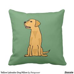 Yellow Labrador Dog Pillow Follow the link to see this product on Zazzle! @zazzle #dog #dogs #dogstuff #dogpin #pet #pets #animals #animal #fun #buy #shop #shopping #sale #gift #dogowner #dogmom #dogdad #apartment #apartmentgoals #home #decor #homedecor #bedroom #apartmenttherapy #throw #pillows #throwpillows #pillow