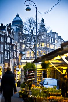 Life in Amsterdam - Holland