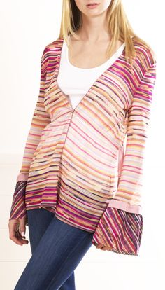 MISSONI  SWEATER @Michelle Coleman-HERS