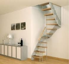 Image result for clever stairs for small spaces