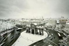 Puerta de Alcalá - Fernando Manso