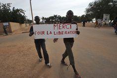 Hasta el momento, sólo 2.000 soldados africanos han sido enviados a Malí o Níger para impulsar la ofensiva encabezada por Francia, en la reconquista de varias ciudades, entre ellas Ansongo. (AFP)