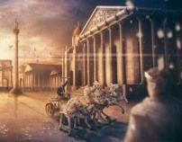 Rome Advisors by Antti Karppinen, via Behance